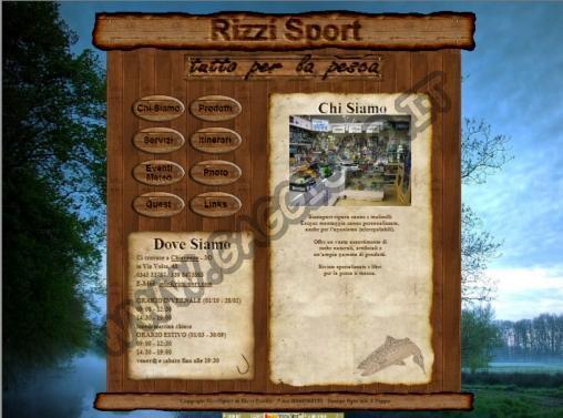 Rizzisport - Tutto per la pesca