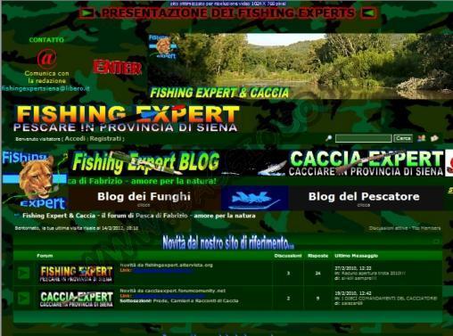 FISHINGEXPERT (pesca sportiva)