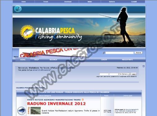 Calabria Pesca on line