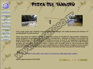 A pesca sul Tanagro