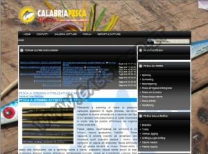 Calabria pesca online