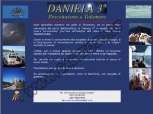 Daniela 3 - Pescaturismo