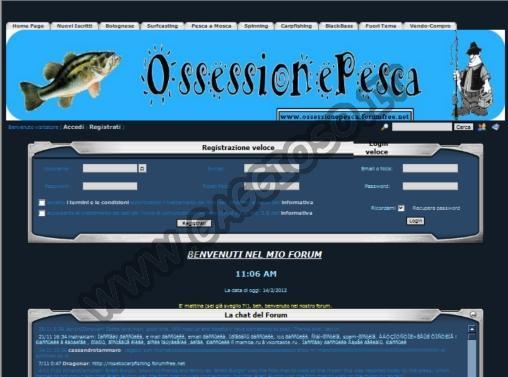 Ossessione Pesca