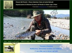 Viaggi di pesca a Mosca e Spinning nel Mondo