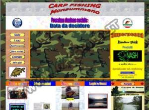 Carp Fishing Monsummano