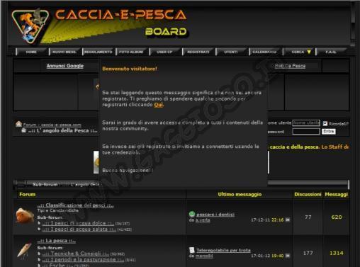 Forum Caccia e Pesca