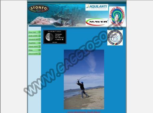 Surfcasting ed altri tipi di pesca
