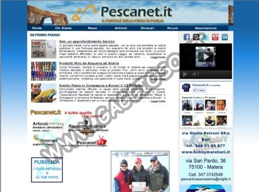 PESCAnet.it - Pesca in Puglia