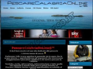 Pescare Calabria OnLine