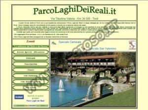 Parco Laghi dei Reali - Tivoli