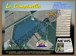 Lago la Campanella