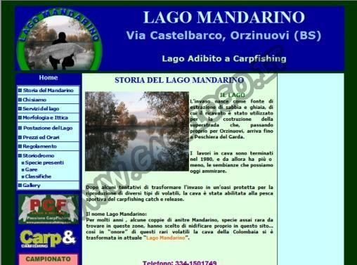 Lago Mandarino