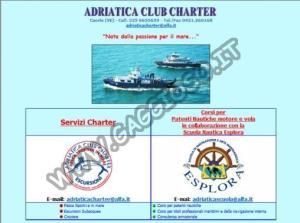 Adriatica Club Charter