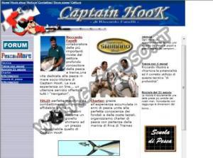 Charter di Captain Hook