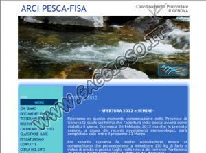 Arci Pesca Genova Fisa