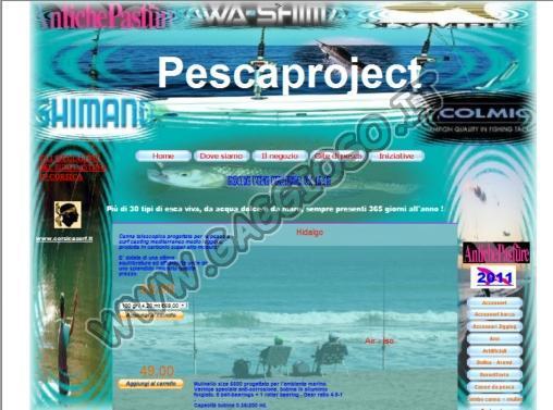 Pesca Project