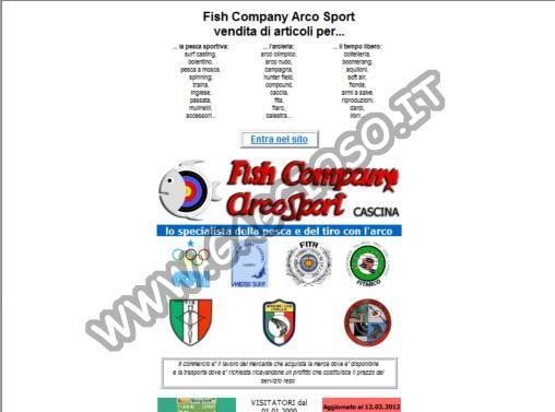 Fish Company Arco Pesca Sport