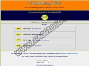Carpfishing 2000