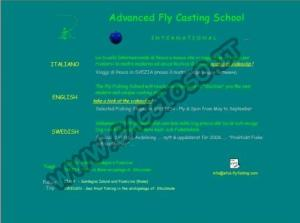 Advanced Fly Casting School