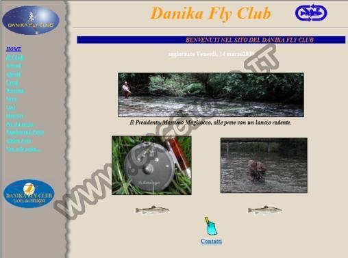 Club di Pesca a mosca