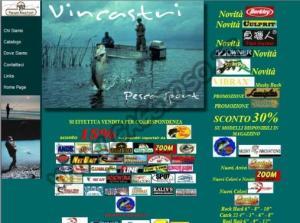 Negozio di articoli per la pesca sportiva