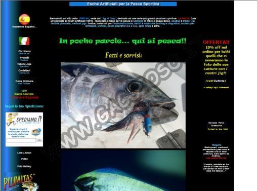 IARFISH Esche artificiali per la Pesca Sportiva