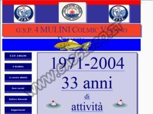 G.S.P. 4 Mulini colmic Verano