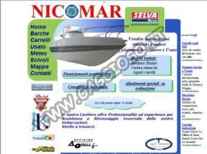 Cantiere nautico NICOMAR - Nuovo e usato