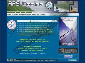 sito ufficiale dell' A.P.S. Cecina
