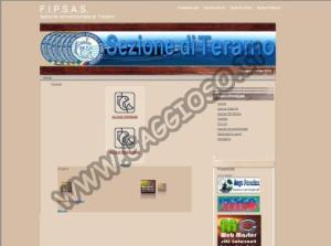 sito ufficiale della sezione fipsas di teramo