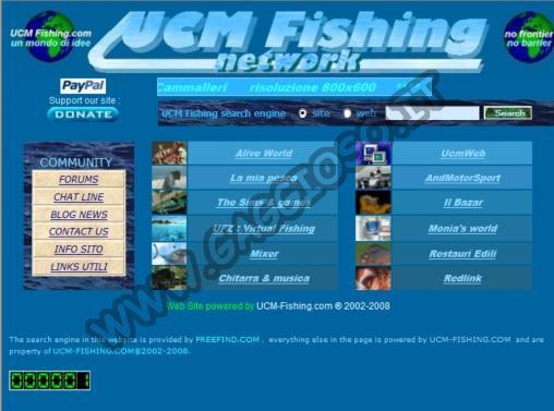 UCM Fishing