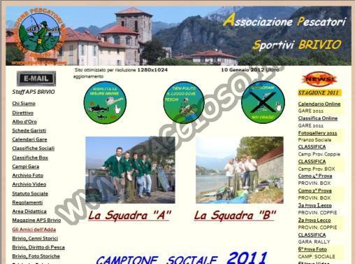 Associazione Pescatori Sportivi Brivio